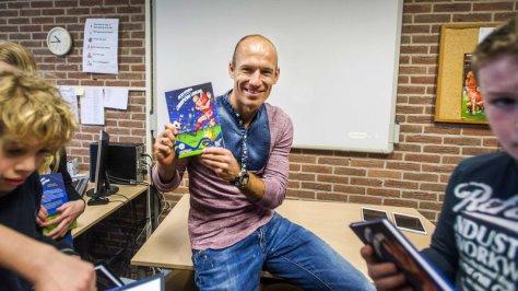 Książka Arjen Robbena